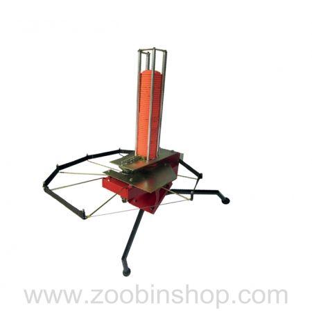 دستگاه پرتاب بشقابک تراپ مدل Z1