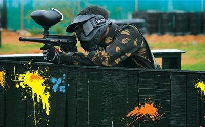 سلاح و تجهیزات پینت بال